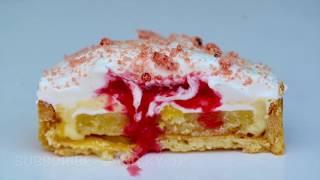 Lemon Tart - Tarte Citron Meringue - Bánh Tart Chanh. Cách làm ở dưới phần mô tả nhé