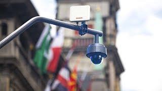 Antwerp Belgium Smart City Deployment with Exclusive Networks - ENG