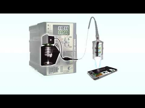 OMRON ZW series: Non-contact, Confocal, white LED displacement sensor