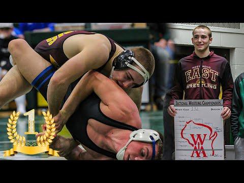 2020 Sectional WIAA High School Wrestling Tournament