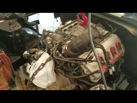 Audi 4.2 in a stretched 91 MR2 2nd video