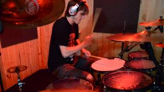 Disturbed - Ten Thousand Fists Drum Cover By Ander Martins