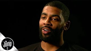 Kyrie Irving sits down with Rachel Nichols of The Jump to reflect on the Boston Celtics' up-and-down first half of the 2018-19 NBA season. Irving discusses the ...