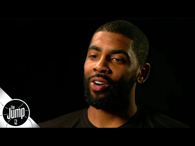 Kyrie Irving exclusive interview on Celtics' struggles, LeBron James, free agency buzz   The Jump
