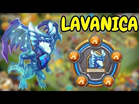 Lavanica L Max Breakthrough In Action L Castle Clash