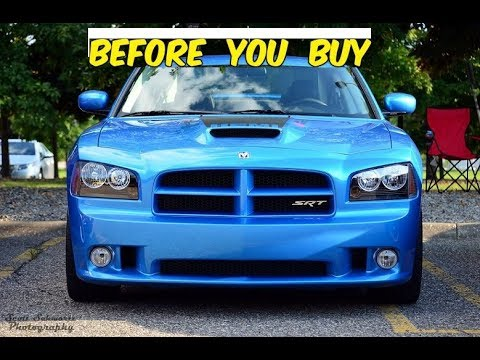 Watch This BEFORE You Buy a Dodge Charger SRT8!