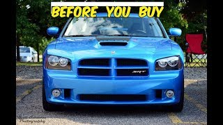 Watch This BEFORE You Buy a Dodge Charger SRT8! Video