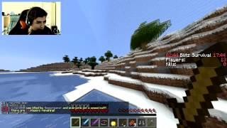 Minecraft: Minigame - ZIMOWA DEMOLKA (Blitz Survival Games)