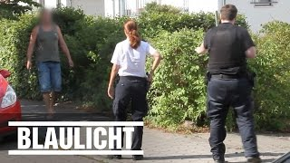 Amokläufer in Rostock - Messer-Mann sieht nach Beziehungs-Streit Rot ( Ex )
