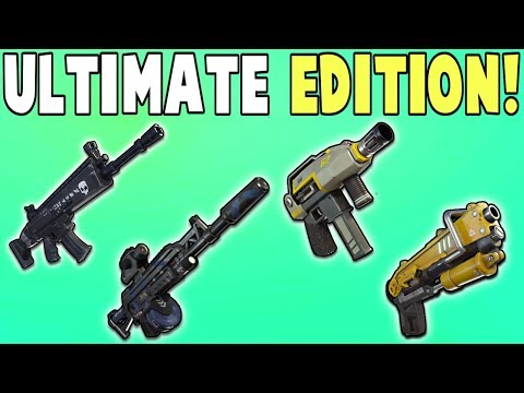Finally Got The NOCTURNO! Ultimate Edition Opening! | Fortnite Save The World