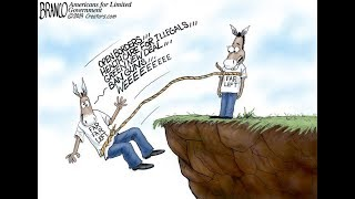 Funny Political Cartoons - Or Are They? Vol XII. H.D. #ProfHowdy
