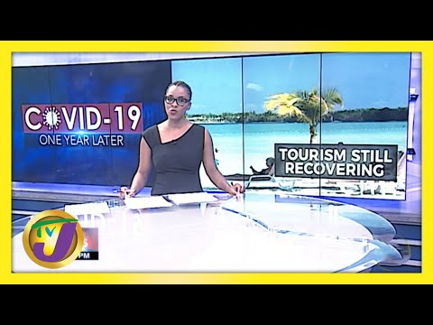 Tourism in Jamaica Decimated by a Year of Covid-19 | TVJ News