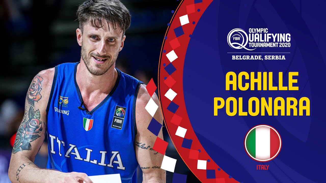 Achille Polonara | TCL - Player of the Game | FIBA OQT 2020