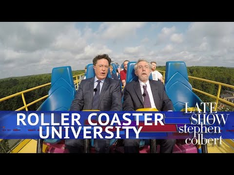 Stephen Learns Macroeconomics On A Roller Coaster