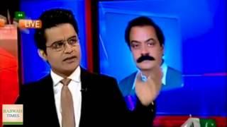 GeoNews: Aj Shahzeb Khan Kay Sath discusses anti-Ahmadiyya riots in Jhelum