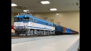 ≪鉄道模型≫  #プレハブ模型倶楽部 2019年10月 定例運転会 HOゲージ