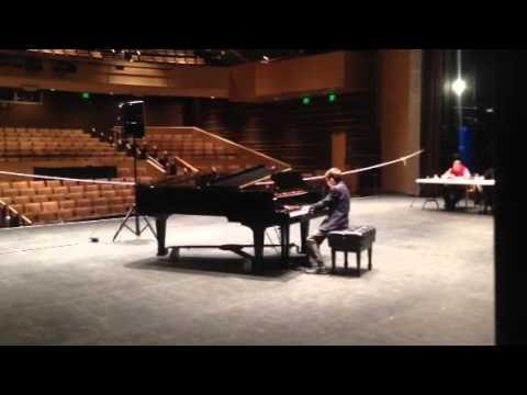 "Paul Plays ""Linus and Lucy""   Stars of Tomorrow   SRI Studios"