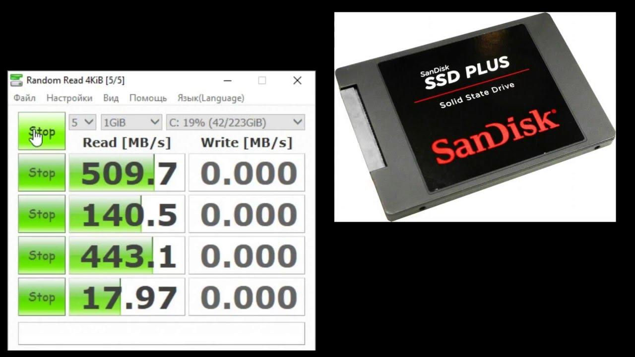 Sandisk Ssd Plus Youtube 240gb Sata
