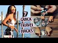 7 PACKING TIPS & TRAVEL HACKS + Pack With Me For a Vacation | Holiday To Europe 2018- Knot Me Pretty