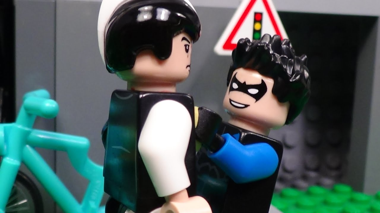 Lego Batman- The Rise of Nightwing - YouTube