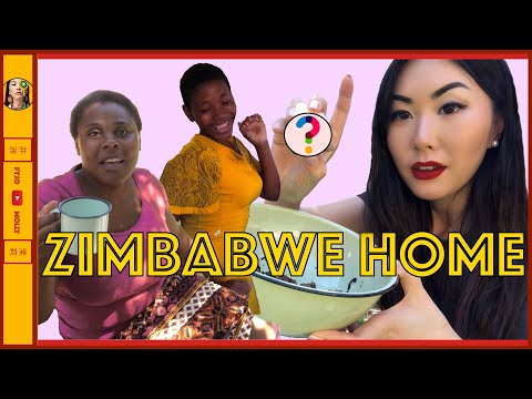 zimbabwe-home-cooking---africa-china--chinese-try-authentic-african-food-(mukbang)-中国人到非洲津巴布韦友人家里做客