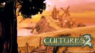 Cultures 2 : Bramy Asgardu [SoundTrack: #3] (The Gates Of Asgard) HD