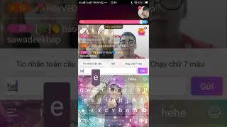 Kèo Pk của Idol Uplive/Uplive-Sống Trọn Từng Khoảnh Khắc. screenshot 1