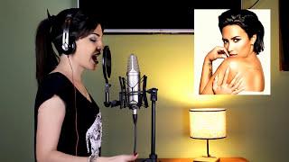 Video 1 Garota 9 Vozes (Demi Lovato, Whitney Houston, Mariah Carey e mais 6!) download MP3, 3GP, MP4, WEBM, AVI, FLV September 2018