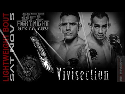 The MMA Vivisection: Ultimate Fighter Latin America 3 Finale picks, odds, and analysis