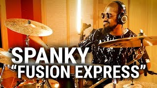 """Meinl Cymbals - George """"Spanky"""" McCurdy - """"Fusion Express"""""""