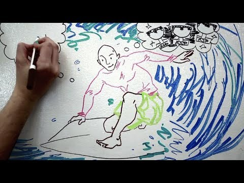 Surfer Kelly Slater on Problems in his Perfect Life