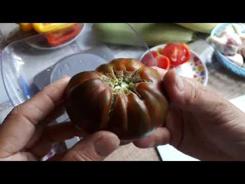 Какой он, томат Амурский тигр? | александровна | выращивание | земледелие | подкормка | огородные | иркутская | радости | область | ангарск | сибирь