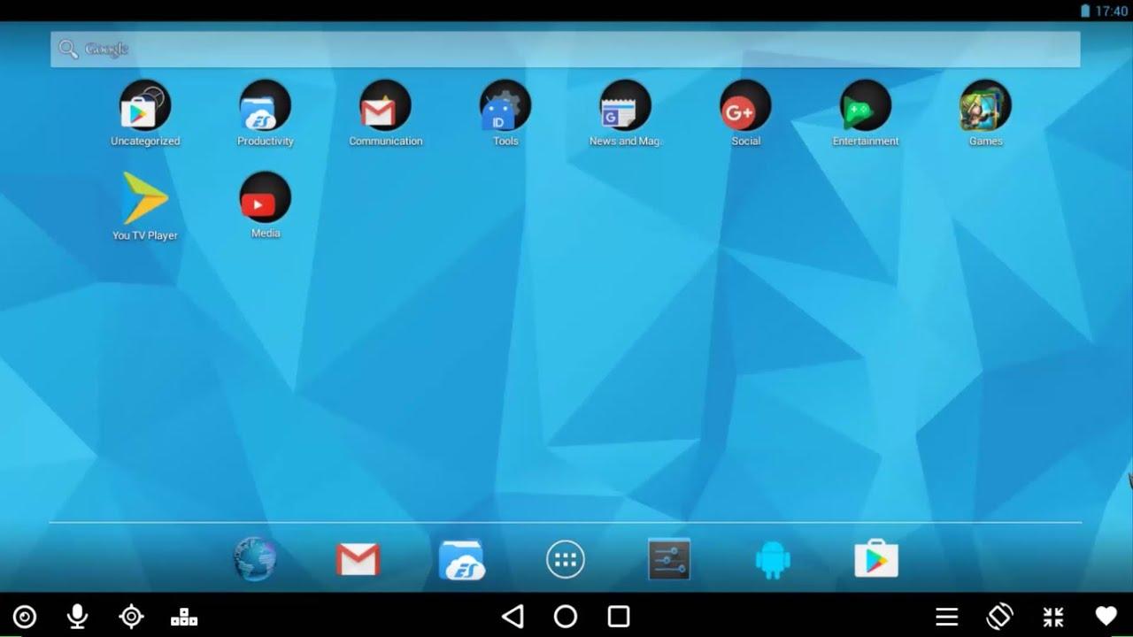 Los 5 Mejores Emuladores De Android En Windows 10 Youtube
