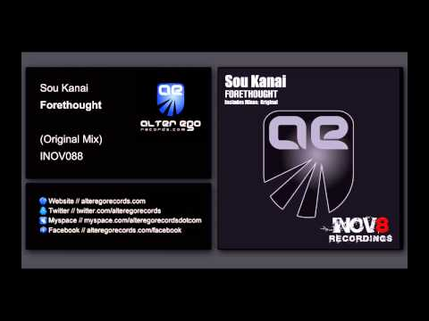 Sou Kanai - Forethought [INOV8]