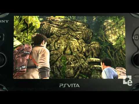 Uncharted: Golden Abyss: Tráiler de lanzamiento.