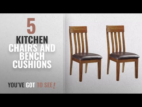 Top 10 Kitchen Chairs And Bench Cushions [2018]: Ashley Furniture Signature Design - Ralene