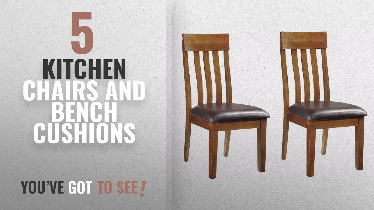 Top 10 Kitchen Chairs And Bench Cushions [2018]: Ashley
