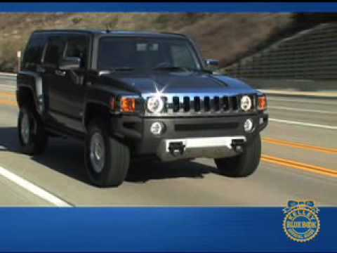 2008 Hummer H3 Review - Kelley Blue Book - YouTube