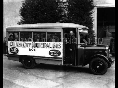 Culver CityBus: a 90-year Visual History