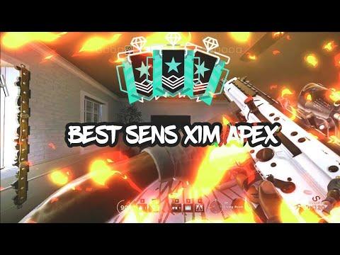 BEST SENS XIM APEX - RAINBOW SIX SIÈGE