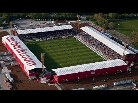 Old German Stadiums