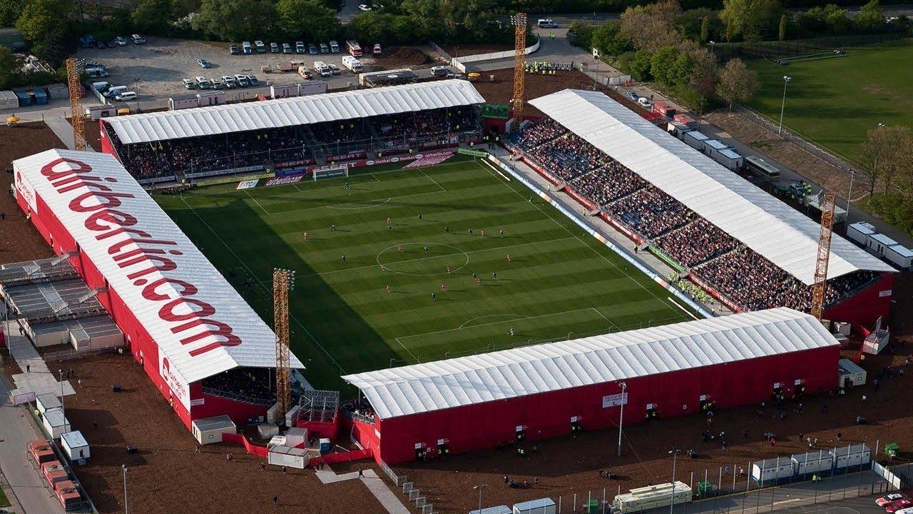 Stadion DГјГџeldorf