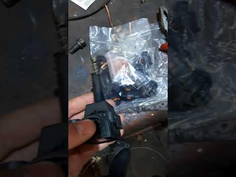 Катушка зажигания Volvo S80 и фишка