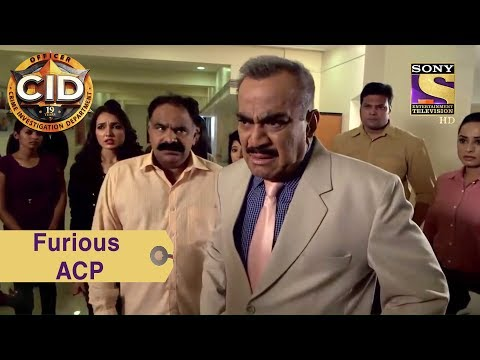 Your Favorite Character | ACP Pradyuman's Fury On The Ghost | CID