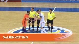 Highlights Wit-Rusland-Nederland (11/4/2017)