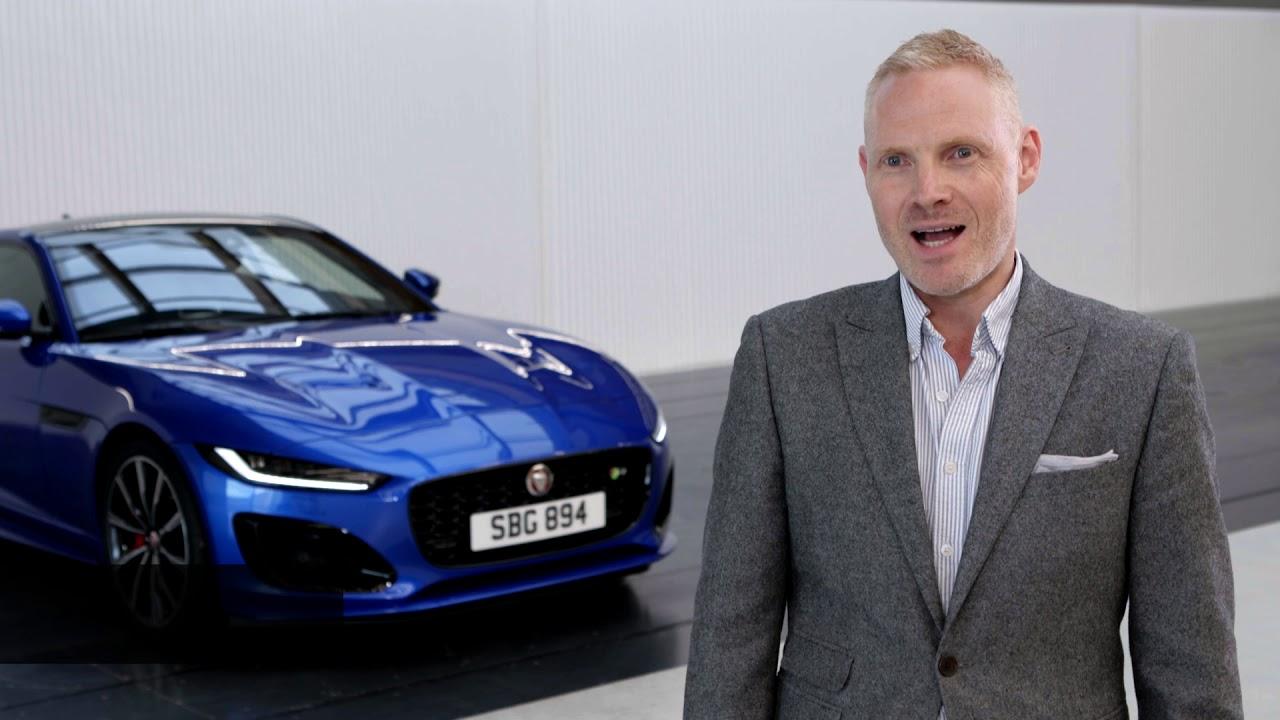 2021 Jaguar F Type 1 - YouTube