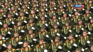 Парад Победы на Красной Площади 9 мая 2015 года(, 2015-05-10T14:34:25.000Z)