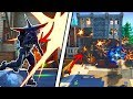 How To TOUCH KILL DESTROY EVERYTHING In Fortnite Broken Glitch PS4 PC XBOX ONE mp3