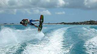 Backroll in the Turks and Caicos Islands