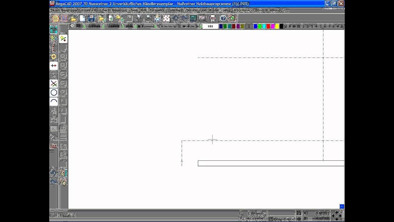 14. Eine Profilvorlage mit MegaCAD erstellen und im Nussreiner ...
